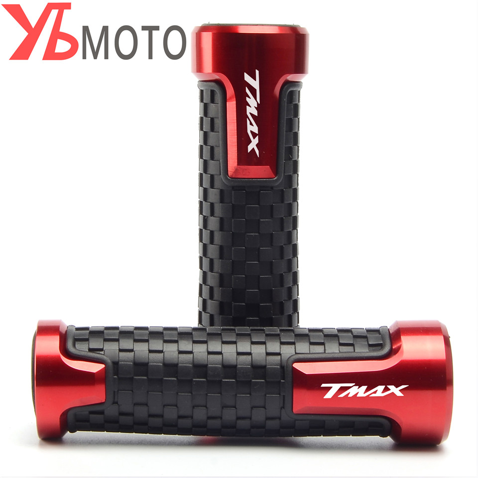 2018 Motorcycle handlebar grips Lastest Product For YAMAHA TMAX T-MAX 530 500 TMAX530 SX DX 2014 2015 2016 2017 handle grips yamaha reface dx