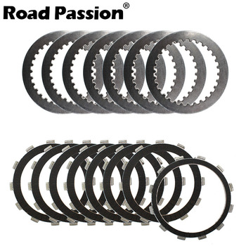Road Passion Motorcycle Clutch Friction & Steel Plates Kit For HONDA CBR1000RR CBR1000 CBR 1000 RR 2004-2007