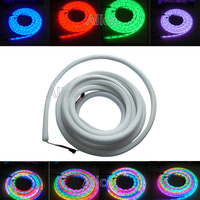 5m Roll High Quality DC12V 60led M WS2811 Flex Neon Digital RGB Dream Color LED Pixel