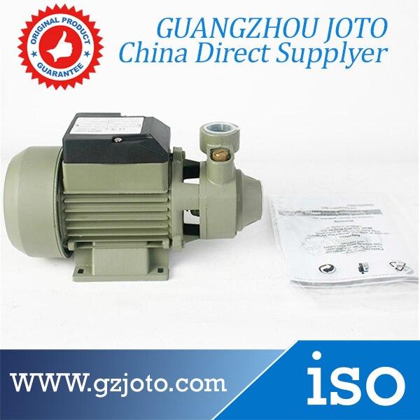 9.19 220V 1600L/H Clean Water Pump Household Vortex Pump QB-60