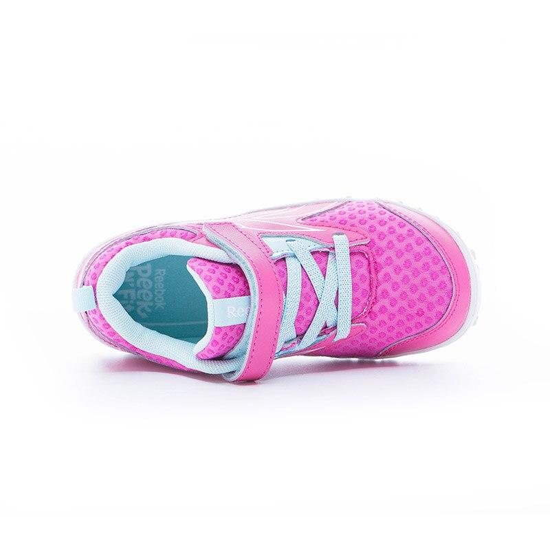 REEBOK Nowe buty do biegania Unisex Kids Girl Lekkie tłumienie - Obuwie dziecięce - Zdjęcie 2