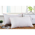 Hongbo 2 Pcs/Set White Pillow Polyester Filled Rectangle Memory Bedding Hotel Home Pillows 48*74cm
