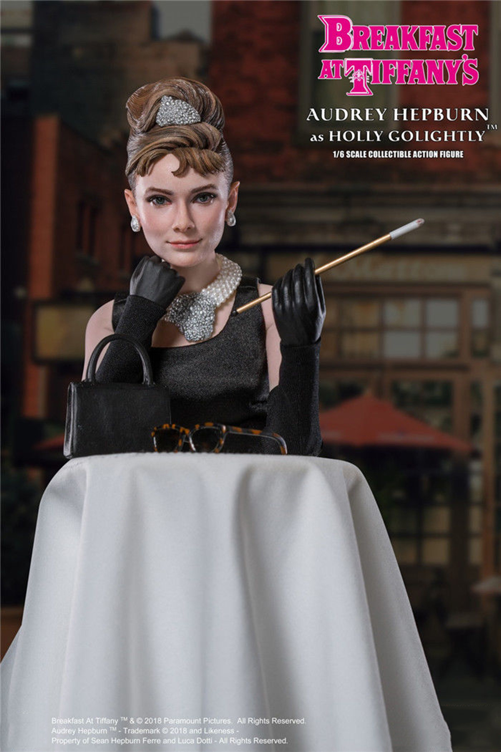 Full set action figure STAR ACE TOYS SA0051 1/6 Scale Audrey Hepburn Action Figure Normal Ver. Collections 1