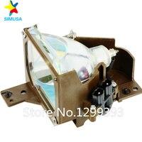 Compatível bulbo da lâmpada Do Projetor ELPLP13 V13H010L13 // com habitação para EMP-50 EMP-70