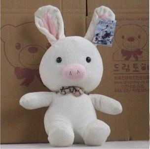 Игрушек! Горячая Распродажа supe милая плюшевая игрушка мягкая плюшевая кукла поросенок кролик Успокаивающая игрушка для девочек детский подарок на день рождения Рождество 50 см 1 шт