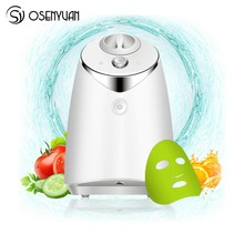 Fruit Natural Vegetable Collagen Face Mask Machine Facial Treatment Beauty SPA Skin Care Remove Blackheads