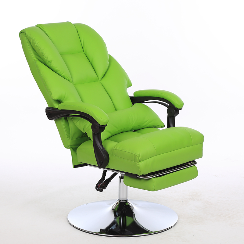 Multi-function Hairdressing Chair Rotated Lifted  Salon Furniture Disc Feet Nail Chair Reclining Art Makeup Manicure Chair