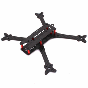 Image 2 - FlowRide Freestyle 5 inch Frame FPV racing Quadcopter drone with 2mm top plate 4mm arms