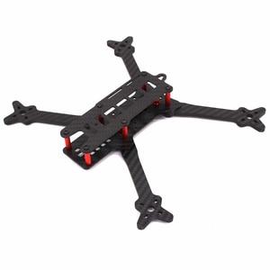 Image 2 - Flowride freestyle 5 polegada quadro fpv corrida quadcopter zangão com 2mm placa superior 4mm braços