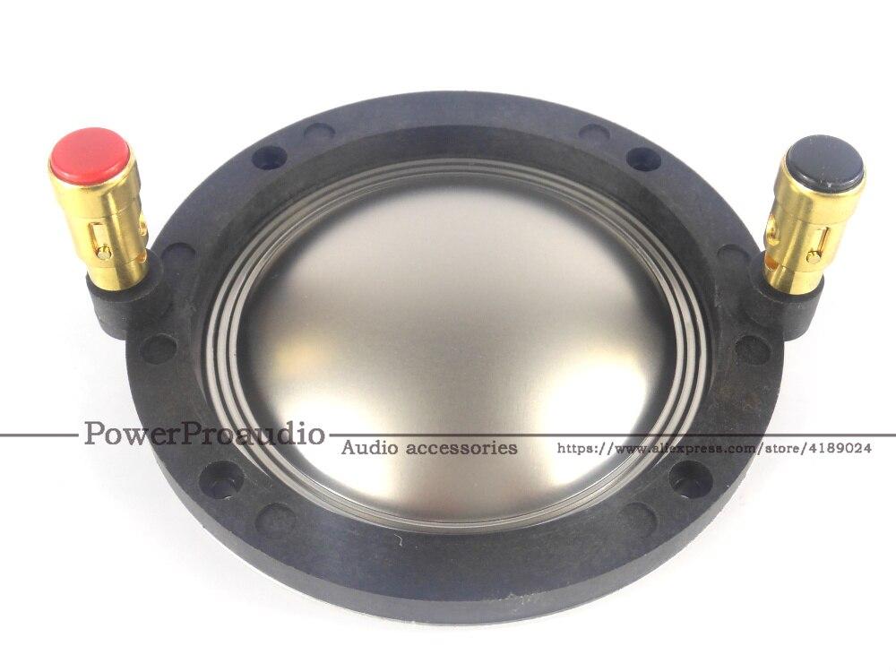 2pcs Diaphragm for P Audio SD 750N   8 Ohm Aluminium Flat Wire-in Speaker Accessories from Consumer Electronics    2