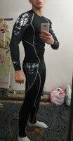 Top Quality New Thermal Underwear Men Underwear Sets Compression Fleece Sweat Quick Drying Thermo Underwear Men
