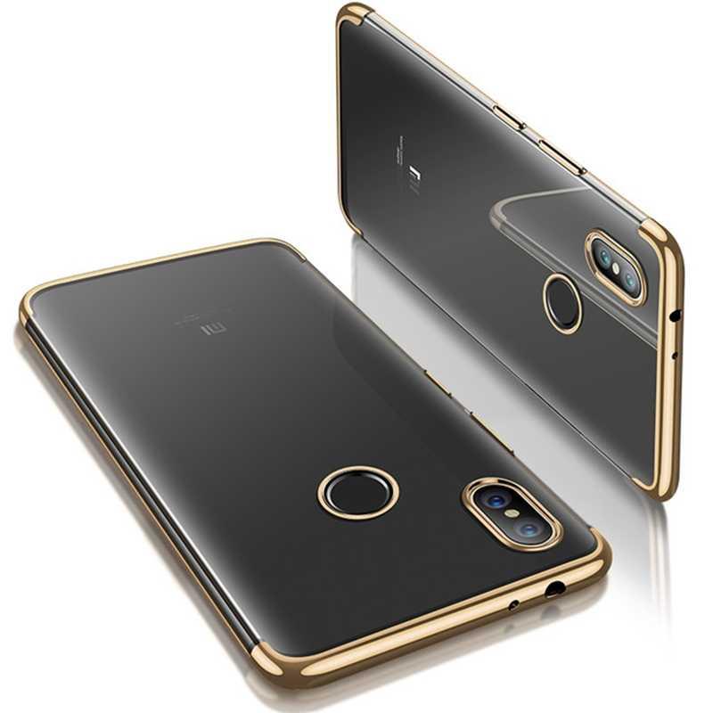 Покрытие прозрачный чехол из ТПУ для XiaoMi RedMi Note6 примечание 6 Note5 Pro глобальная версия 6 6A 6PRO 5 плюс 5 плюс S2 Мягкий силиконовый чехол
