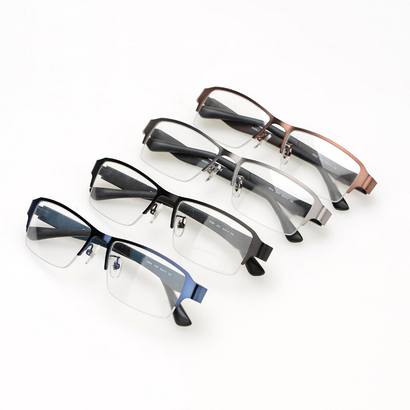 men optical eyeglasses fashion leisure eyewear frame high quality glasses mens prescription frames myopia lenses store