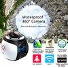 Action Camera WiFi 360 Camera Panorama 4K 16MP 3D Sport DV DVR Waterproof Digital Camcorder VR