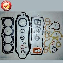 CA20S Двигателя полный Комплект Прокладок комплект для Nissan Silvia/Stanza Wagon/Фиолетовый/Skyline 2.0L 1974cc 82-50094700 10101-13E85
