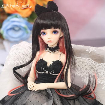 Free Shipping Minifee Celine BJD Dolls 1/4 Fashion Flexible Resin Figure Female Fairies Fullset Toy For Children Fairyland 4
