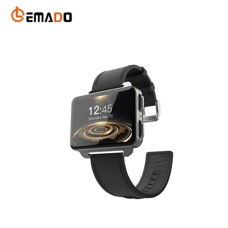 Lemado LEM4Pro Смарт часы Android 5,1 3g/Wi Fi gps большой Ёмкость Батарея видеовызова монитор сердечного ритма дистанционного Музыка и Камера