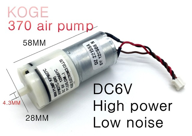 Good dc6v 370 airbooster pump electronic manometer wild fishing dc6v 370 airbooster pump electronic manometer wild fishing aerobic mute pump ccuart Images