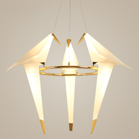 Pendant Lights European Modern creativity Hanging Simple Dining Room Lighting Lamps hanging lights