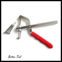 Auto Remote Key Blade Pin Disassembling Clamp Locksmith Pilers Tools
