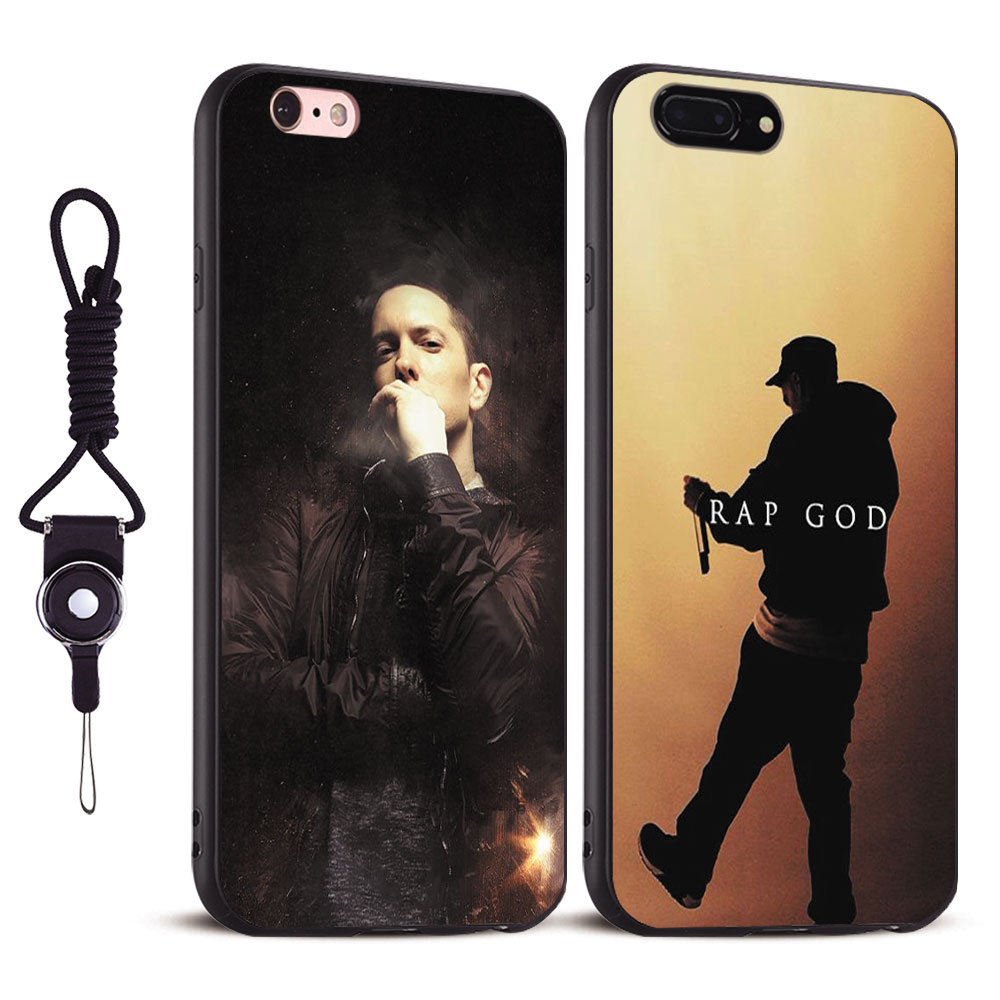 Eminem Slim Shady Coque Soft Silicone Mobile Phone Case ...
