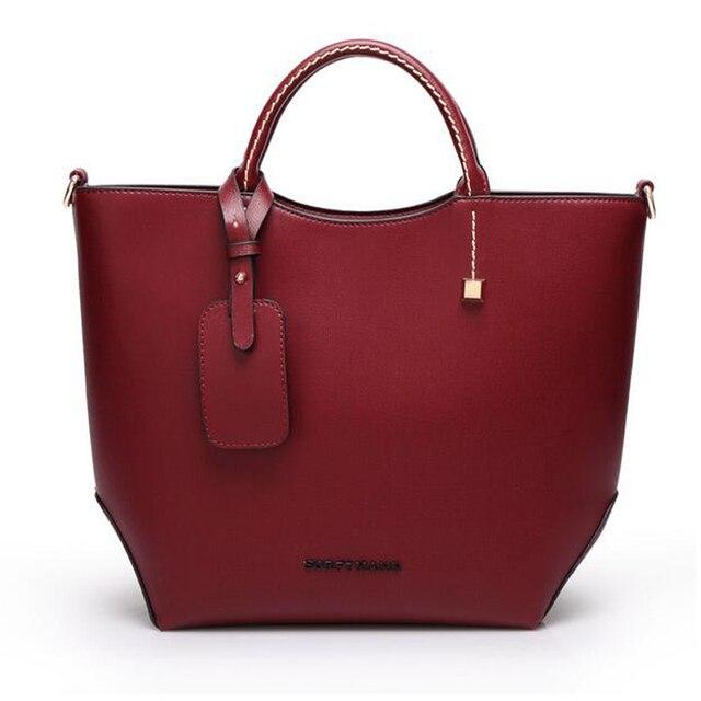 2017 Hot sale fashion luxury handbags women large capacity casual bag ladies pu leather office tote bags bolsos feminina handbag