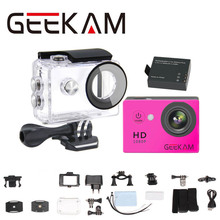 N9 WiFi Action Camera Sport DV Cameras 1080P Full HD /30FPS 12MP 155D 155D Ultra-Wide Fish-eye Len Waterproof Mini Video Car DVR