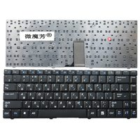 RU Black New Laptop Keyboard FOR Samsung R519 NP R519