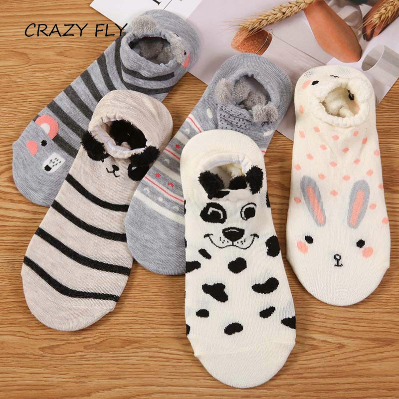 8 Women/'s 3D Unicorn Design Print Socks Unisex Ankle Cotton Socks Free UK Post