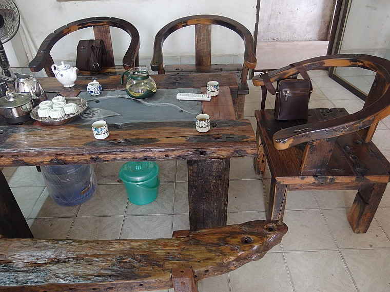 ship wood furniture. original ecological old ship wood furniture tea table sets wooden coffee chair armchair a