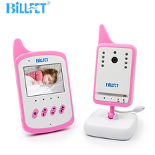 Wireless Intercom 2.4inch TFT LCD Video baby monitor camera IR Night Vision VOX Baby Sleeping Monitor Baby phone monitor baby
