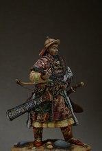 Kit de Garage en résine Mongol Khan warrior, échelle d'assemblage non peinte 1/32 54mm, en Miniature et historique, 54mm