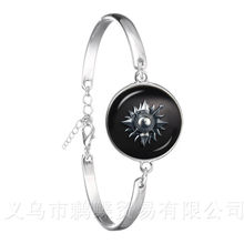 Game Of Thrones Chain Bracelet House Stark Jewelry Men Women Fashion Silver Plated Charm Bracelets Creative Gift(China)