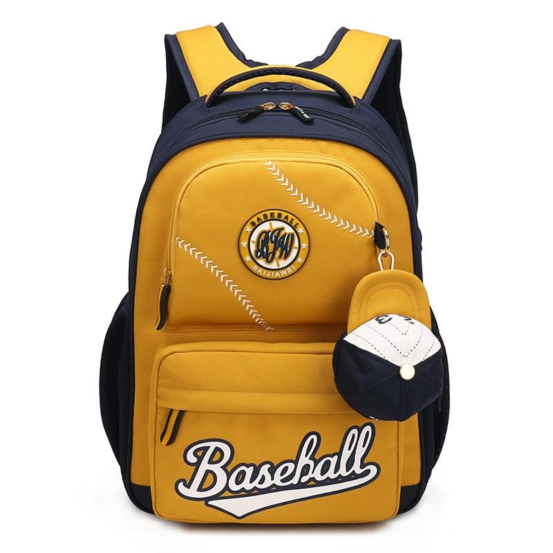 5a8cc6c5f baijiawei crianças impermeável mochila na Children School Bags : Children  Backpacks