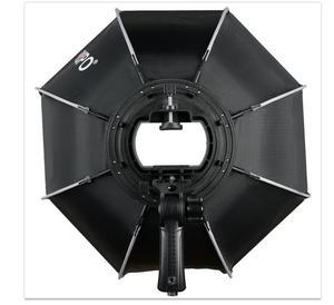 Image 3 - Triopo 90 سنتيمتر صور المحمولة في الهواء الطلق Speedlite فلاش المثمن مظلة سوفتبوكس ل Godox V860II TT600 YN560IV YN568EX TR 988 فلاش