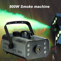 900w Mini Smoke Fog Machine Stage Lighting Effect Smoke Generator Fog Generator Gogger Stage Lighting DJ Equipment