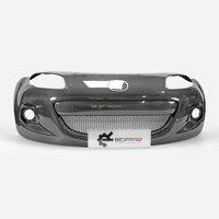 For MX5 Roaster Miata NC3 OEM Carbon Fiber Front Bumper Car Accessories Bumper Parts