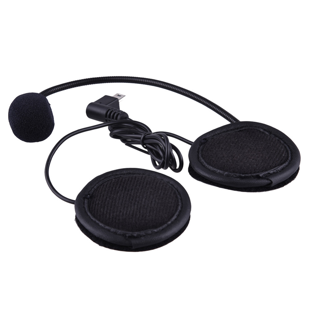 500M Bluetooth Motorcycle Helmet Intercom Headset V2-500 Wireless Interphone Earphone  Handsfree Headphone Call