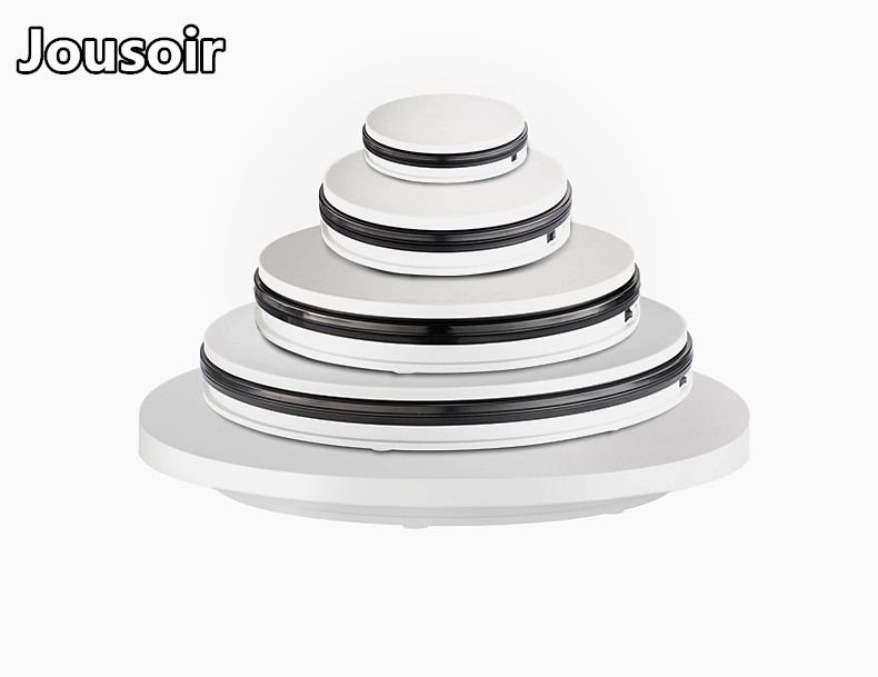 15cm 35cm 60cm 360 Degree Remote Control Speed Direction Electric Rotating Turntable 3D Scan Photography Display Stand CD05 Y