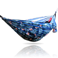 2018 Parachute Hammock Tent Rede Hamaca Camping Hanging Chair Garden Hamac Swing Furniture