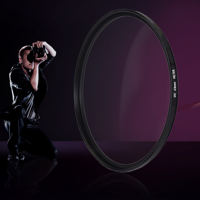 30.5mm 37mm 40.5mm 43mm 46mm 49mm 52mm 55mm 58mm 62mm 67mm 72mm 77mm 82mm UV Filter For Canon nikon sony Pentax Camera Lens