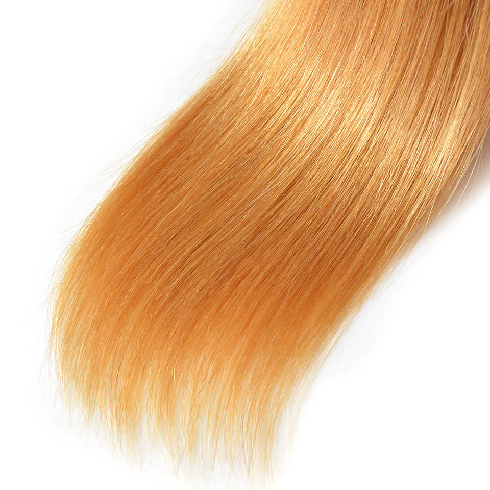 Байси бразильские прямые волосы Реми эффектом деграде (переход от темного к 1B #4 #27 # Цвет волос полный и густые волосы ткань бесплатная доставка для детей возрастом от 1 года до 3/4 шт.