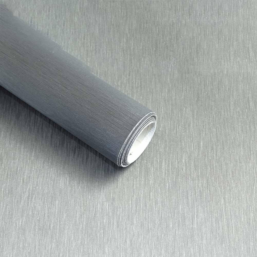 Кэй Стиль серый серый металлик матовый алюминий винил металлический винил автомобиля обернуть фильм автомобиля стикер с Размер:10/20/30/40/50/60x152CM