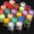 24 Color de Tamaño Jumbo 3D Kit de Herramienta ULTRAVIOLETA de Acrílico del Polvo Del Polvo de Uñas Decoración Arte Caliente Color Al Azar