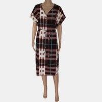 אמנון קיץ שמלה גדולה מכירה חמה האחרונה אנקרה אפריקאית סגנונות femme רפוי אופנה עיצוב וינטג 'vestidos שמלה קצרה