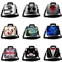 Viviration Pochette Ordinateur Portable Womens Portable Messenger Handle Shoulder Strap Bag Case For 10 12 13 14 15 17 PC HOT