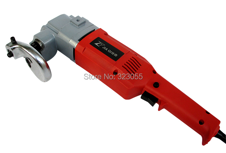 Heavy Duty 750w Power Electric Metal Cutting Shear Tool