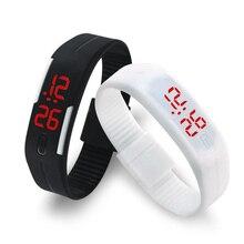 Модные светодиодный спортивные часы для бега Дата Браслет цифровые наручные часы спортивные часы женские мужские часы Saat Relogio дропшиппинг