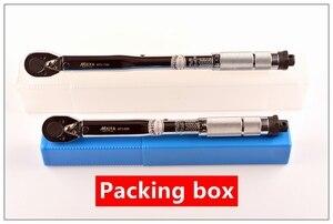 Image 5 - MXITA kit de clé de couple à cliquet ajustable, jeu doutils de réparation de vélo, jeu doutils à main, 1/4 de pouce 1 25NM