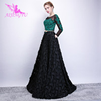 AIJINGYU Sexy Evening Gowns For Women Dress Party 2018 Elegant Formal Special Occasion Dresses Fashion Gown FS269
